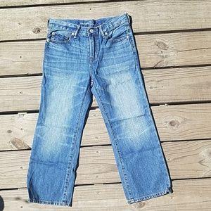 Gap Kids jeans 6 husky